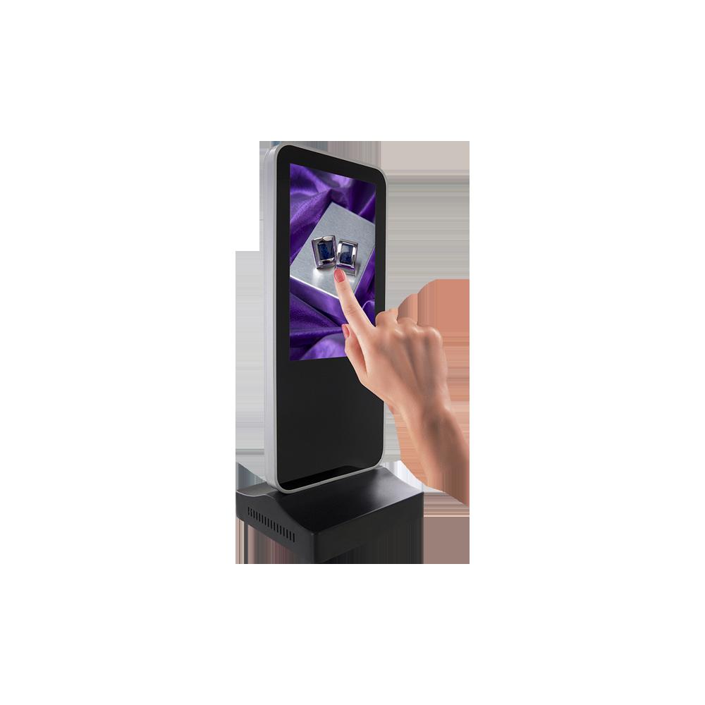 Mini kiosque tactile
